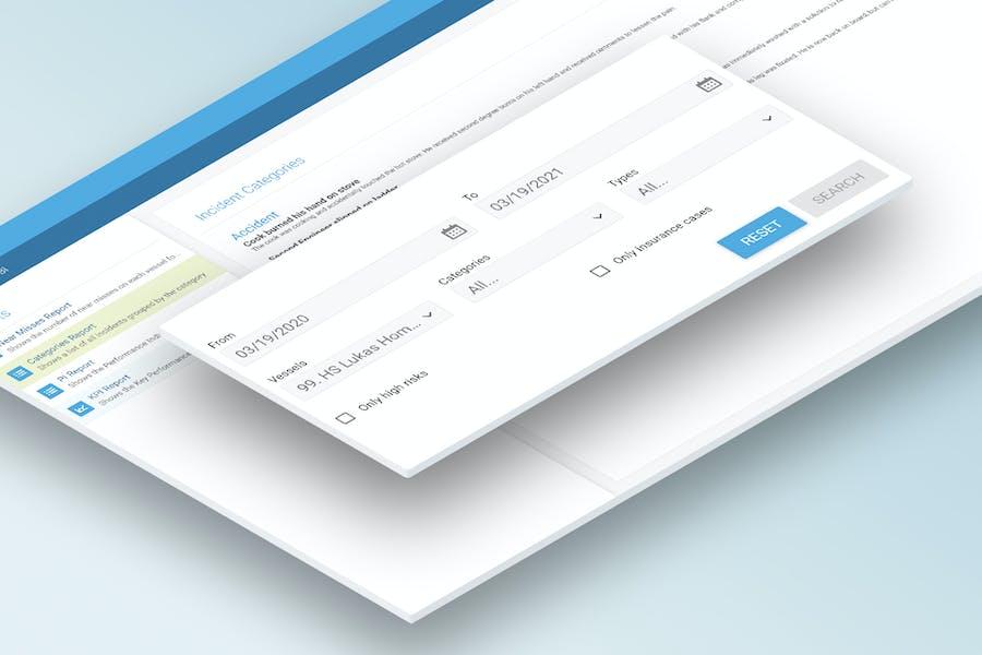 Categories Report - enhanced filtering