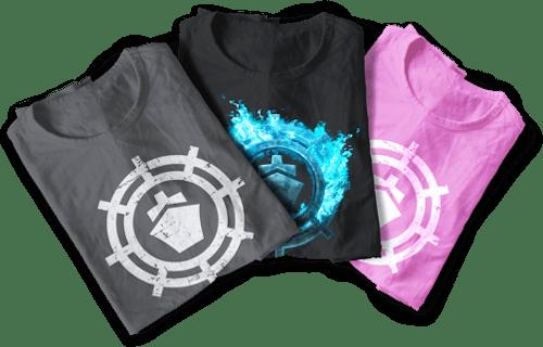 CFM T-shirts